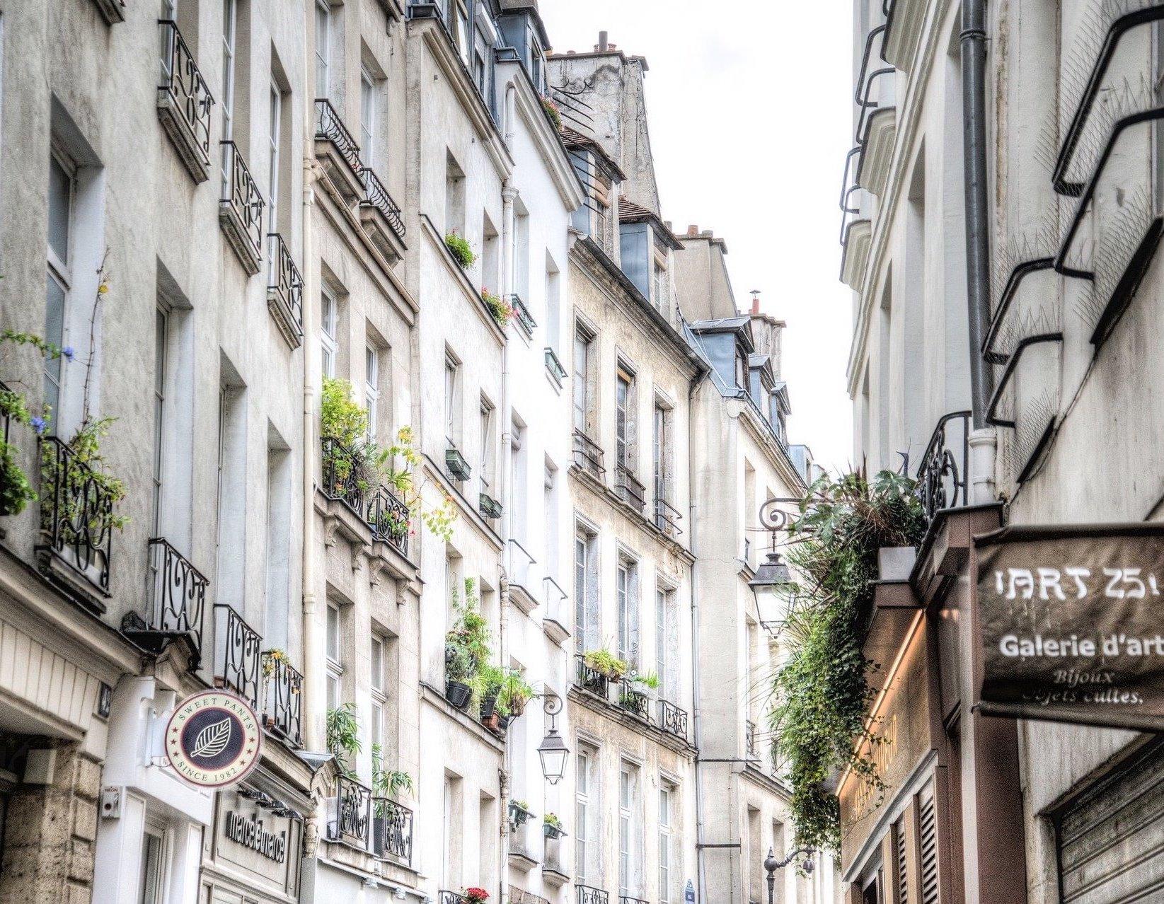 Rues Paris